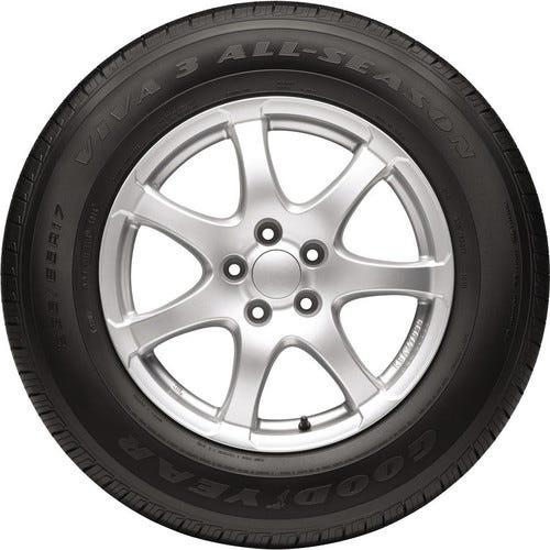 Goodyear Viva 3 All-Season 195/65R15 91T Tire