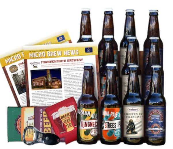 Craft Beer Club - Monthly Membership