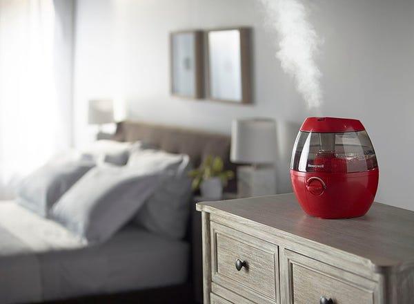 Honeywell Ultrasonic Cool Mist Humidifier