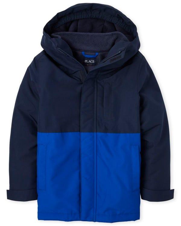 Boys 3 In 1 Jacket