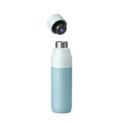 LARQ Insulated Self-Cleaning and Stainless Steel Water Bottle With UV Water Purifier