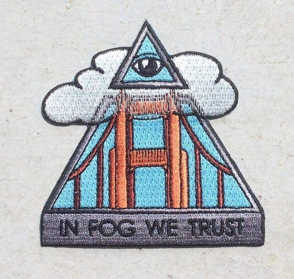 In Fog We Trust Patch
