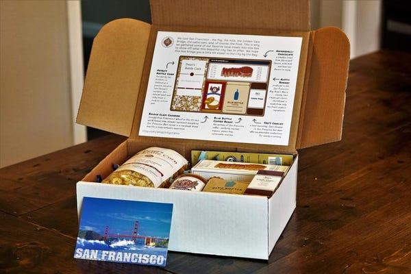 San Francisco Gift Box