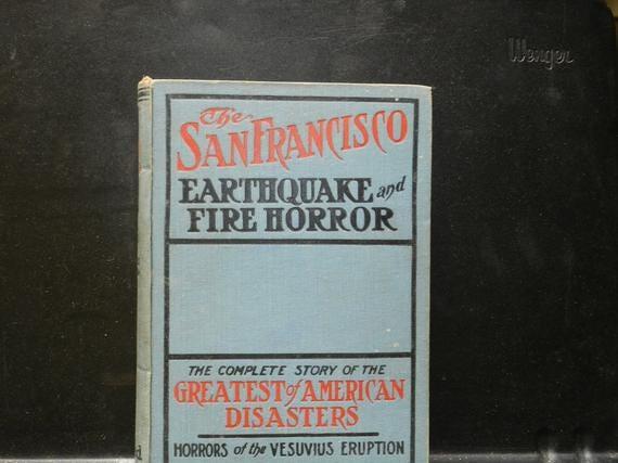"""The San Francisco Earthquake...."""