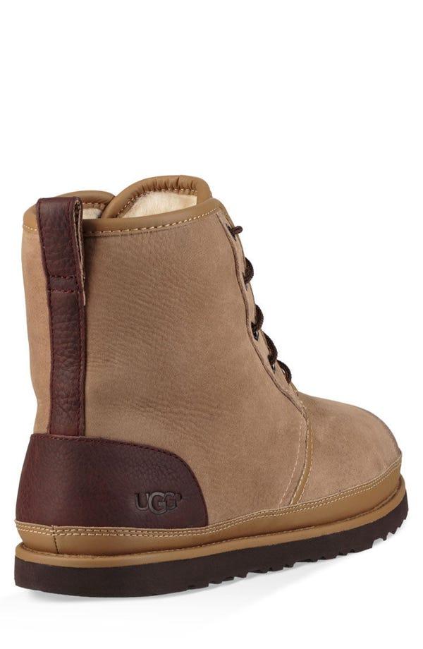 Harkley Waterproof Lace-Up Boot