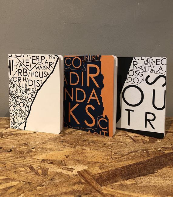 The Neighborhoods Notebooks - Pack of 3