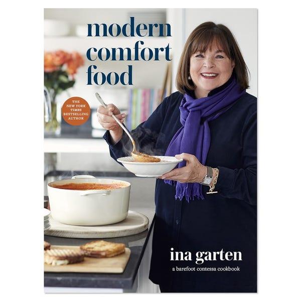 Ina Garten Modern Comfort Food Cookbook & Book Tour