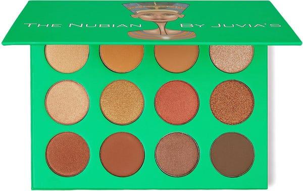 Juvia's Place The Nubian Eyeshadow Palette