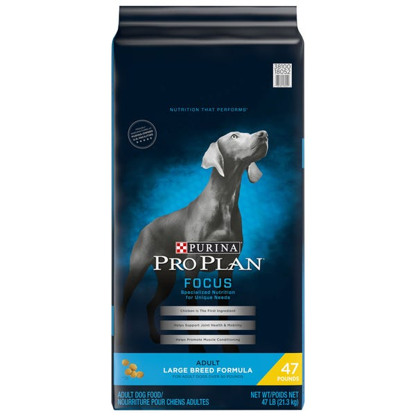 Purina Pro Plan Large Breed Adult Dog Food