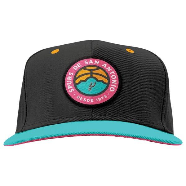 San Antonio Spurs La Cultura Collection Snapback Hat