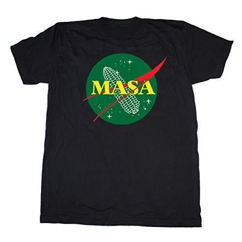 Men's MASA Nasa Shirt - Funny Mexican Food T-shirt
