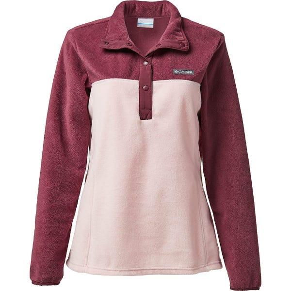 Columbia Sportswear Women's Benton Springs Half Snap Pullover