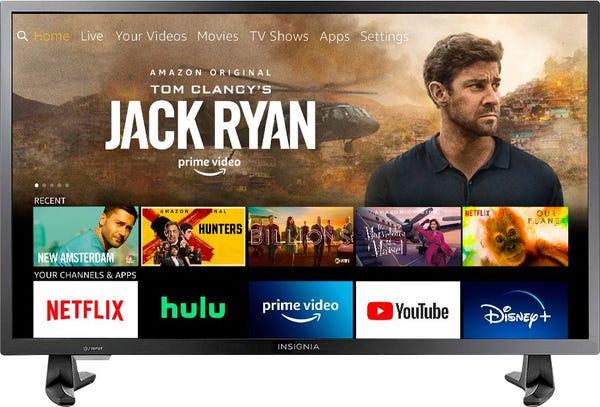 "Insignia™ - 32"" Class LED HD Smart Fire TV Edition TV"