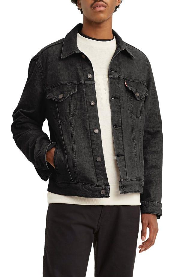 Levis® Vintage Fit Denim Trucker Jacket
