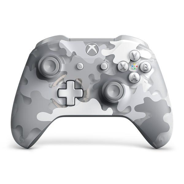 Microsoft Xbox Controller, Arctic Camo Special Edition Controller