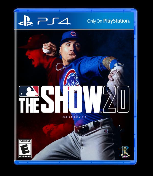 Sony Interactive Entertai; Sony Interactive Entertai MLB The Show 20, Sony, PlayStation 4, 711719524663