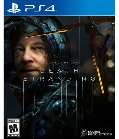 Death Stranding, Sony, PlayStation 4, 711719506027