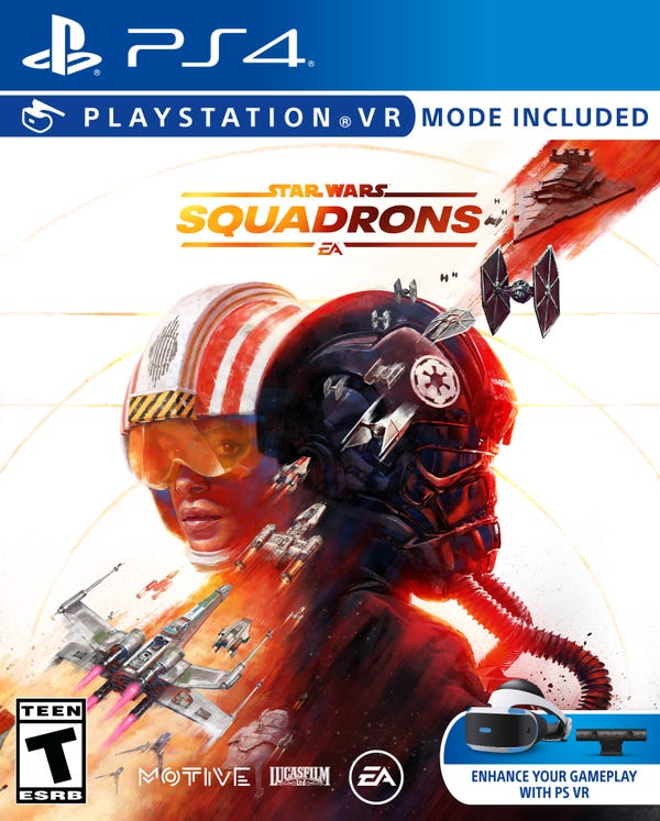 Star Wars: Squadrons, Electronic Arts, PlayStation 4