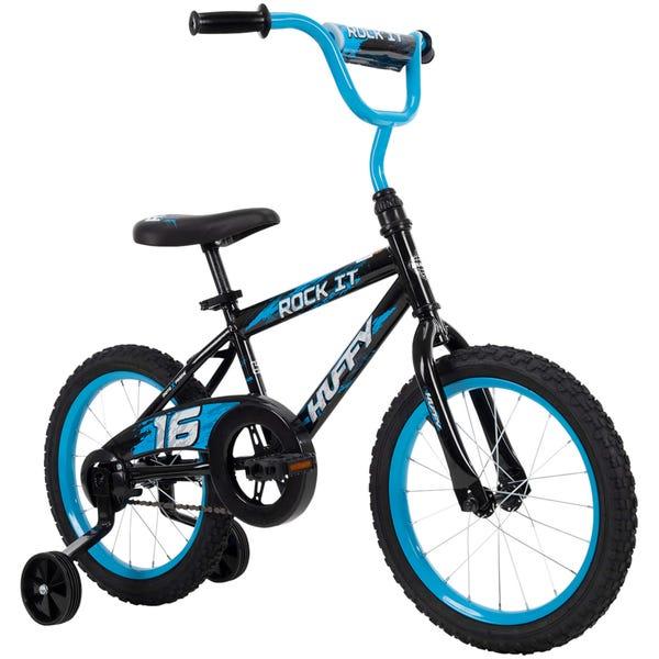"""Huffy 16"""" Rock It Boys Bike"""