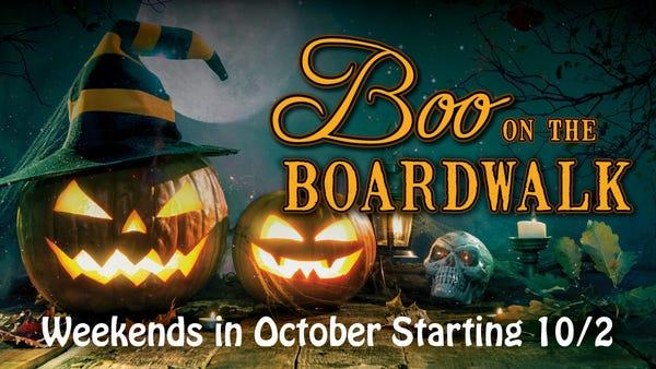 Boo on the Boardwalk