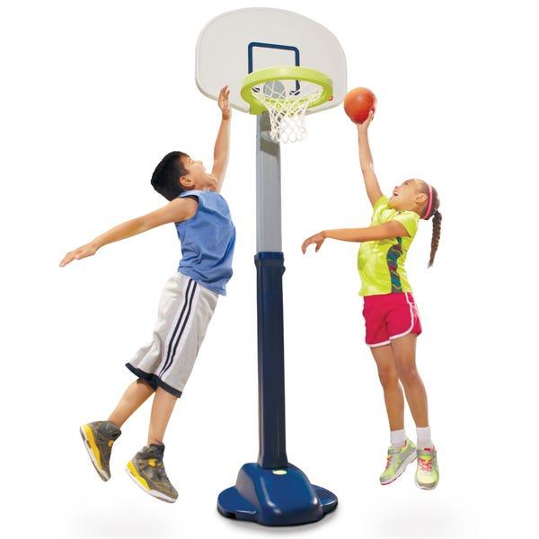 Little Tikes® Adjust 'n Jam Pro Basketball Set