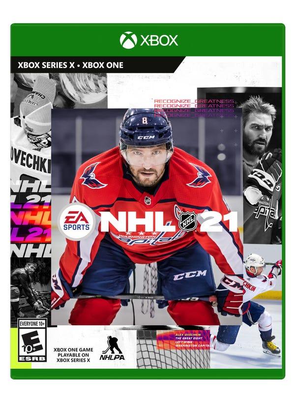 NHL 21 Standard