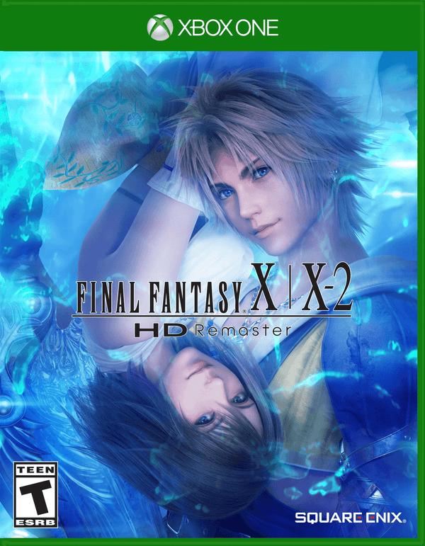 Final Fantasy X + X2 HD
