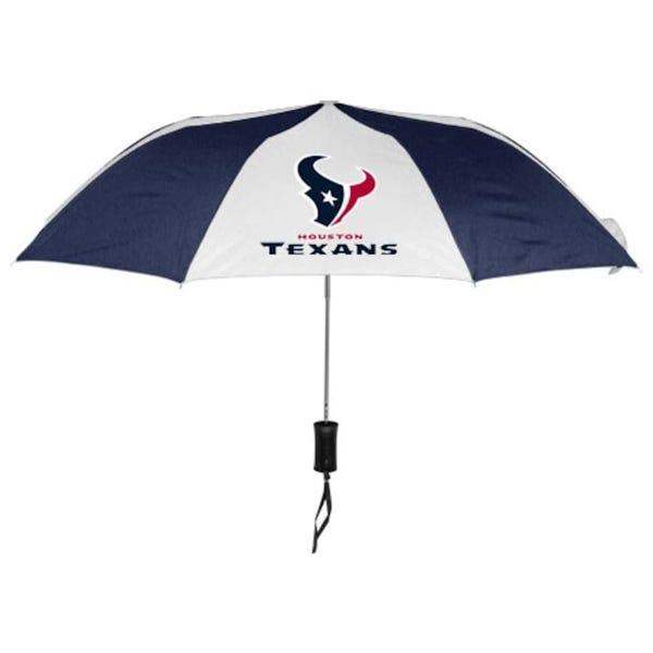 "Houston Texans WinCraft 42"" Folding Umbrella"