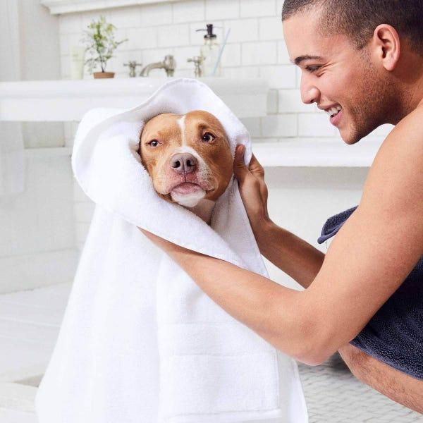 Super-Plush Bath Towel Bundle