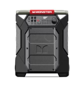 Monster Rockin' Roller 270 Bluetooth Speaker