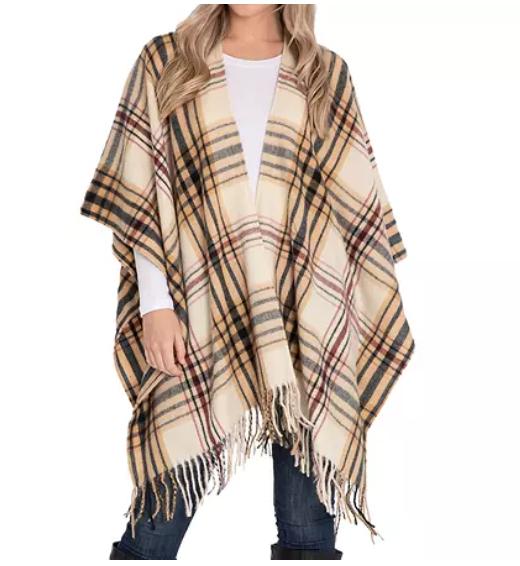 Woolrich Women's Textured Wrap