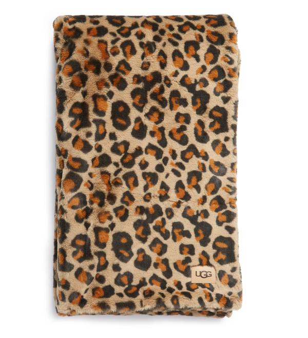 Juno Faux Fur Throw Blanket