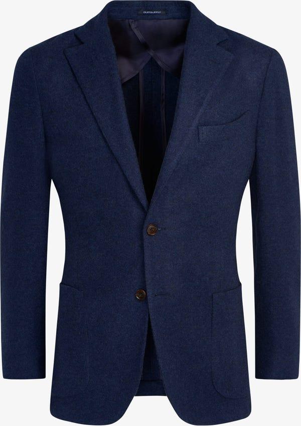 Blue Jort Jacket