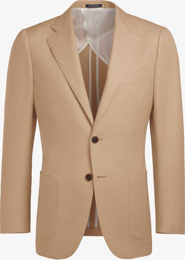 Camel Jort Jacket