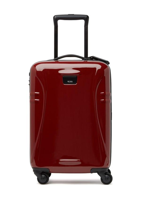 "International 22"" Hardside Spinner Carry-On Suitcase"