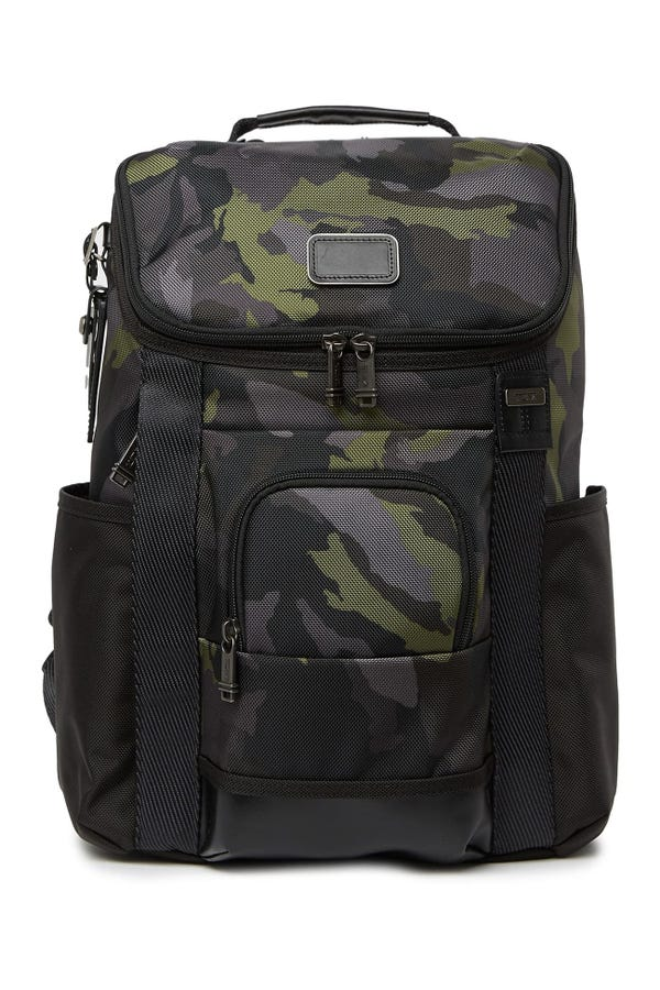 Thornhill Camo Print Backpack