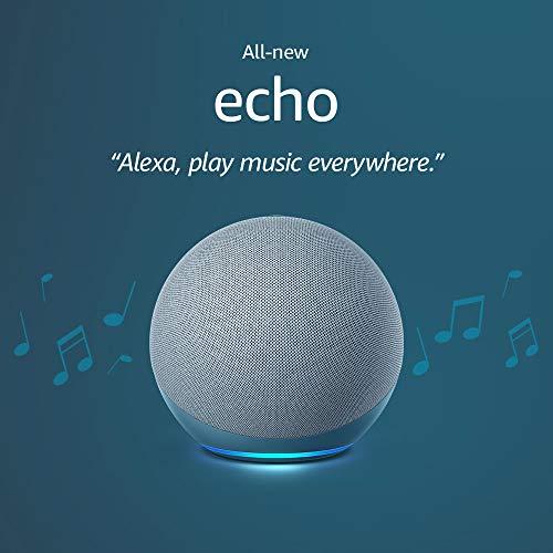 All-new Echo (4th Gen) |