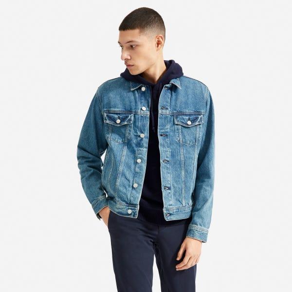 The Denim Jacket | Uniform - Classic Blue Wash