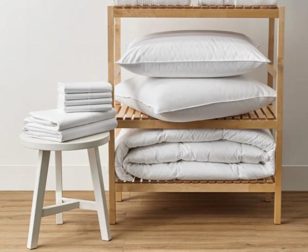 400 Thread Count Organic Cotton Sateen Sheet Set