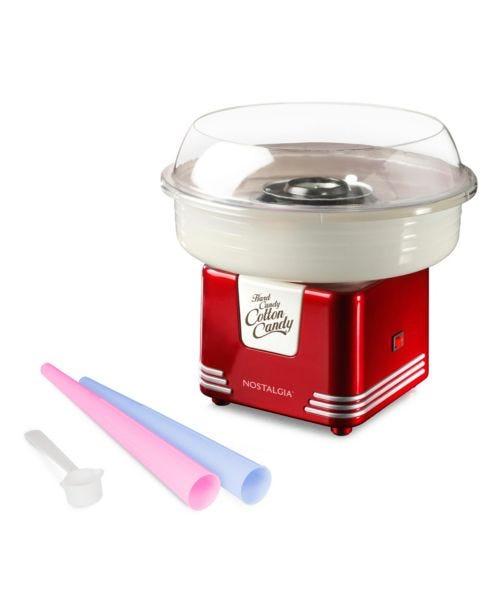 Retro Hard Sugar-Free Candy Cotton Candy Maker