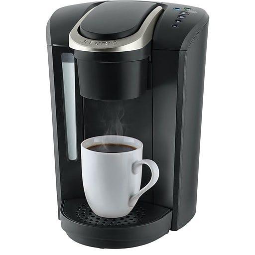 Keurig® K-Select™ Single-Serve K-Cup Pod® Coffee Maker, Matte Black