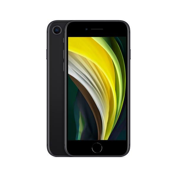 Straight Talk Apple iPhone SE (2020) w/ 64GB, Black