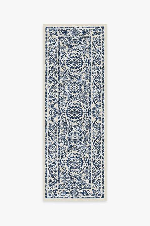 Delphina Delft Blue Rug