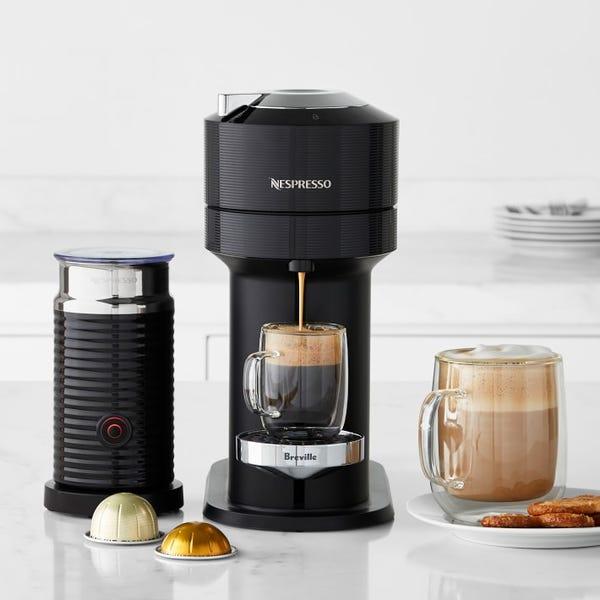 Nespresso Vertuo Next Premium by Breville with Aeroccino
