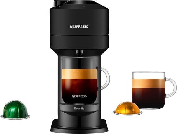 Nespresso - Vertuo Next Coffee and Espresso Maker by Breville, Limited Edition - Matte Black
