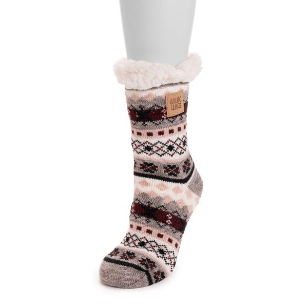 Women's MUK LUKS Cabin Socks