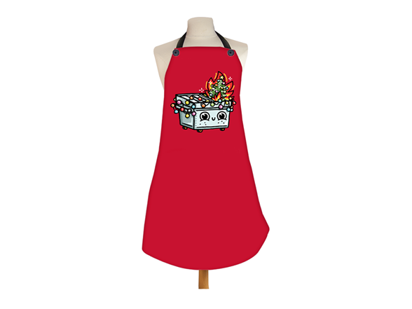 Most Wonderful Time of the Year Apron