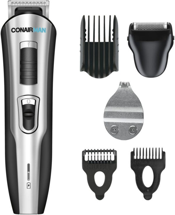 Conair ConairMan Lithium All-In-One Beard/Mustache Trimmer