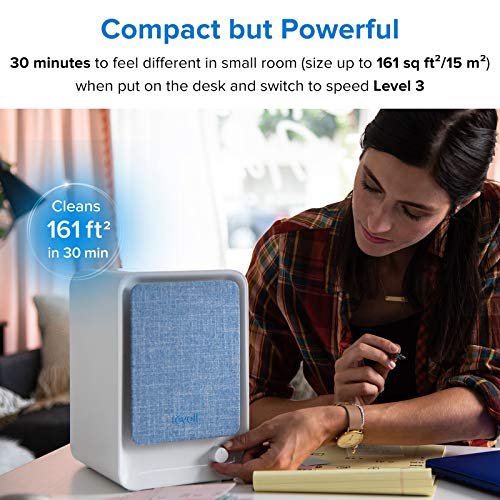 LEVOIT HEPA Air Purifier for Home