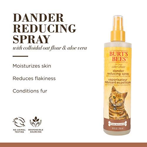 Burt's Bees for Pets Dander Reducing Spray